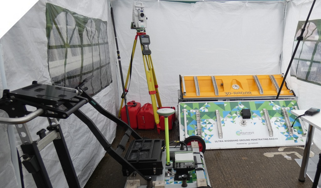 Catsurveys-GPR-Department-Launch-Event-2018-Equipment