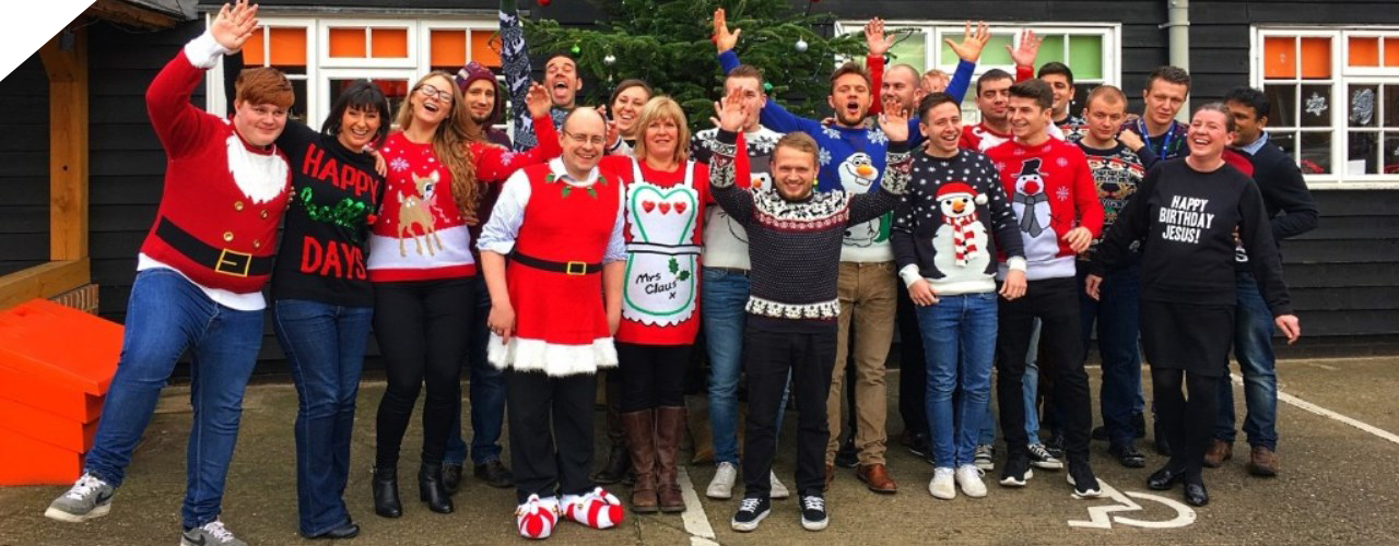 Christmas Jumper Day – Save the Children