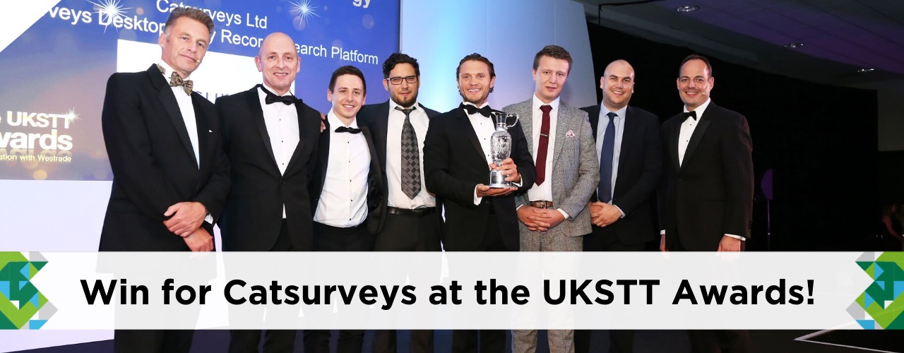Catsurveys-Ltd-Blog-UKSTT-Awards-Gala-Dinner-Win-DURS-2018-header