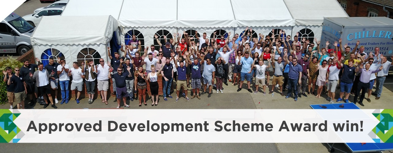 Catsurveys-presented-first-Approved-Development-Scheme-Award-from-CICES