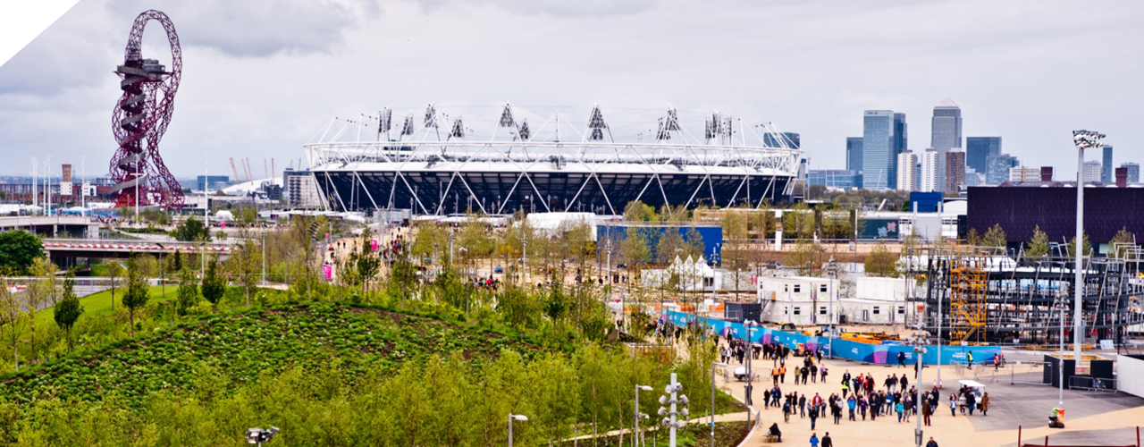 The Queen Elizabeth Olympic Park project